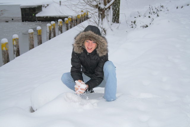 Achtung Schneeball